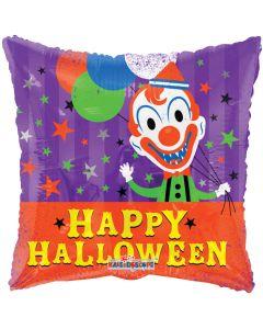 "18"" Scary Halloween Clown--"