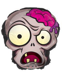 """18"""" Zombie Head"""