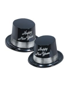 Silver Legacy Top Hat