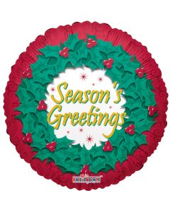 "9"" Season's Greetings"