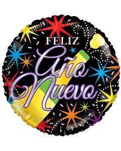 "18"" Feliz Ano Nuevo--"