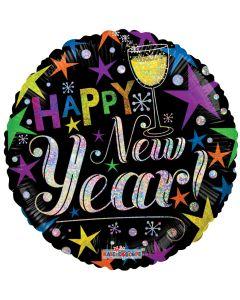 "18"" New Year Fun Celebration!"