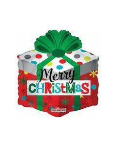 "18"" Merry Christmas Present"