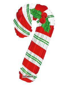 "12"" Holiday Candy Cane"