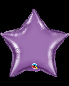 "20""Purple Chrome Star"