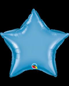 """20""""Blue Chrome Star"""
