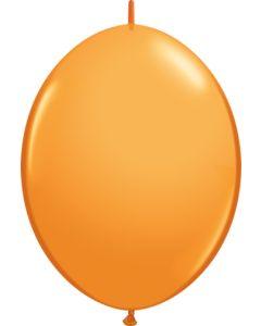 """6"""" Quick Link Orange  50ct"""