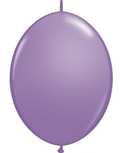 "6"" Quick Link Lilac  50ct"