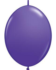 """6"""" Quick Link Purple Violet 50ct"""