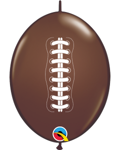 """6"""" Quick Link Football  50ct"""