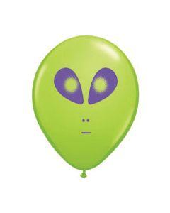 "5"" Space Alien Festive Assort 100ct"