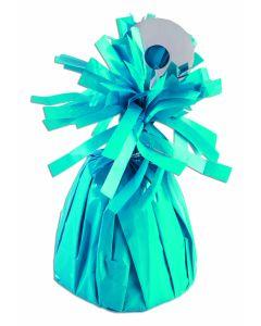 Neon Turquoise Balloon Wgt