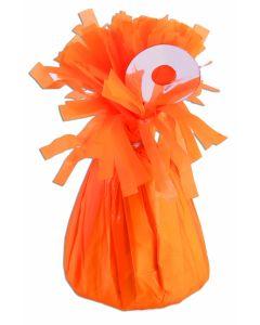 Neon Orange Balloon Wgt