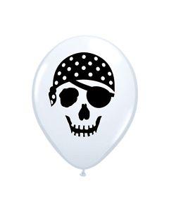 """5"""" Pirate Skull 100ct"""
