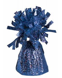 Royal Blue Holo Balloon Wgt