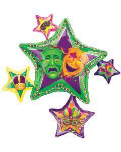 "35"" Masquerade Star Cluster--"