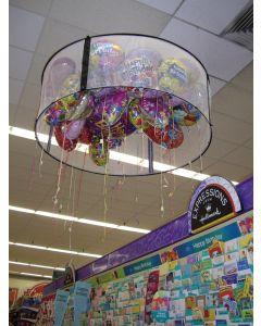 6' Balloon Corral White