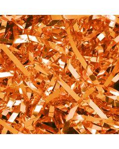 Orange Metallic Shred 8 oz