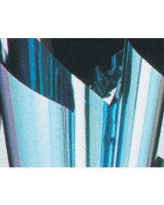 Light Blue Metallic Sheets 50ct