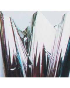 Silver Metallic Sheets 50ct