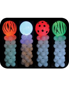 Super-Size Balloon Lights 4pk