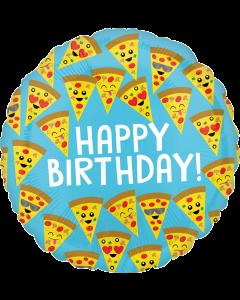 "18""Birthday Pizza Party"