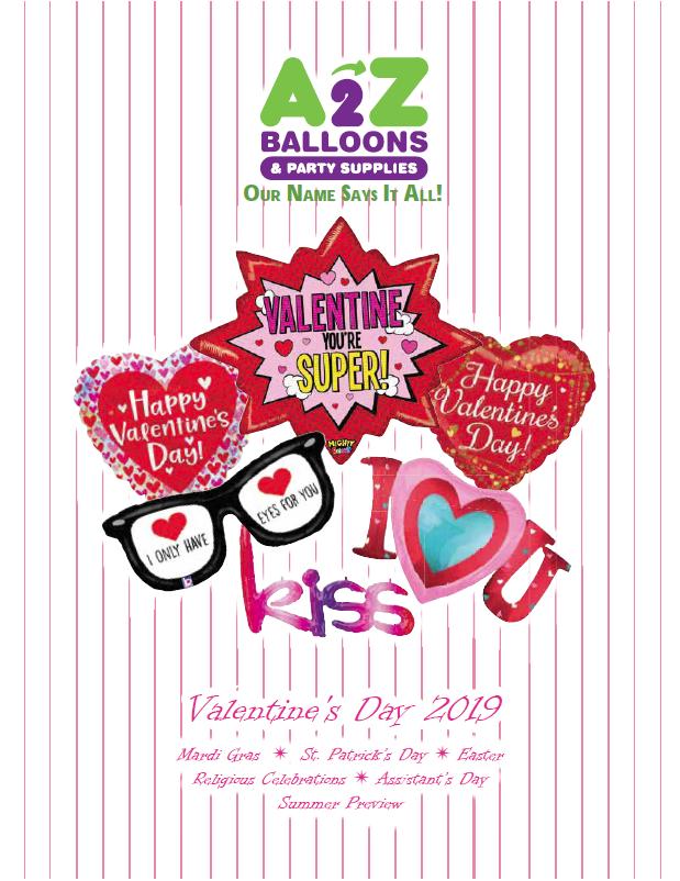 Valentine's Day Catalog 2019