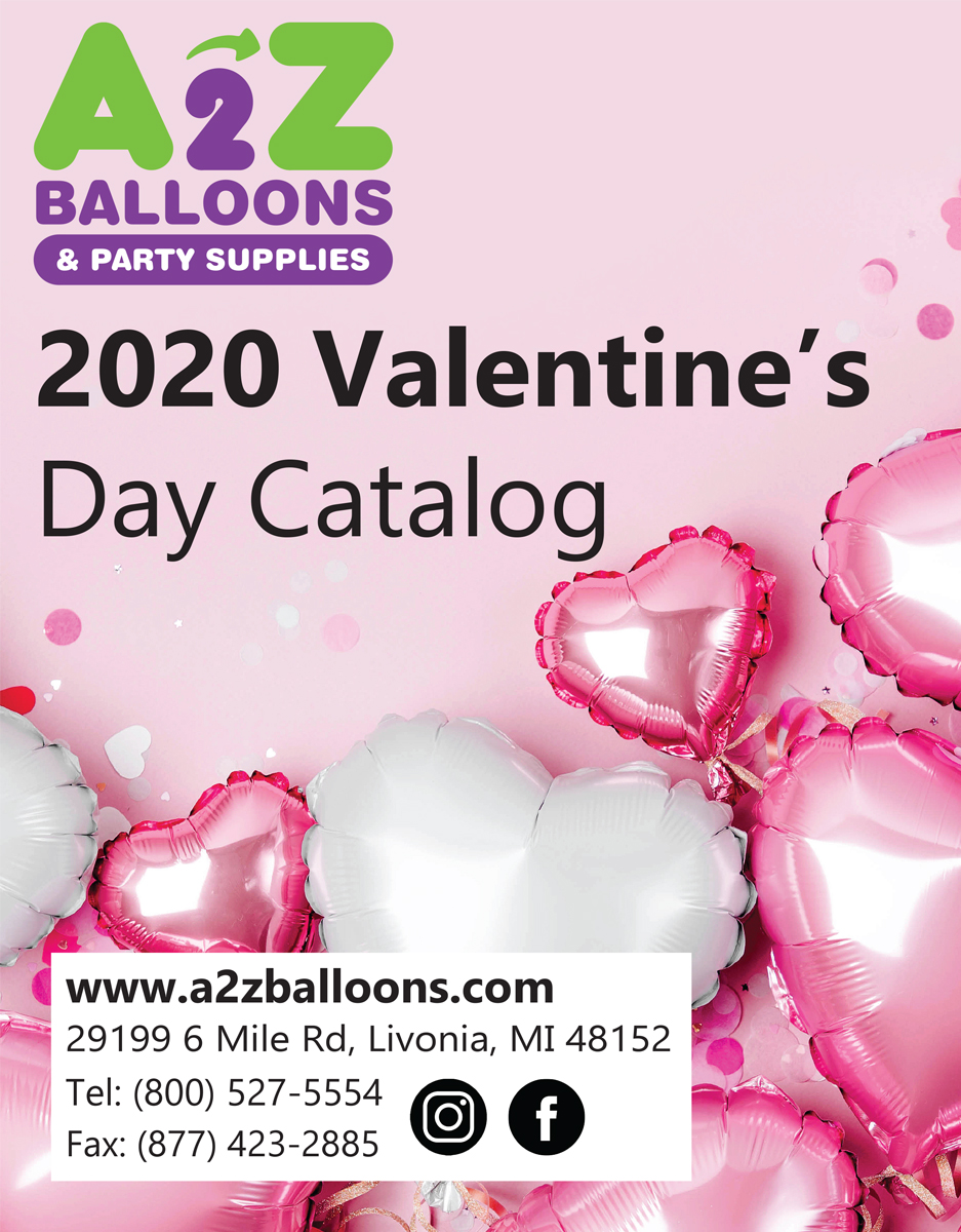 Valentine's Day Catalog 2020